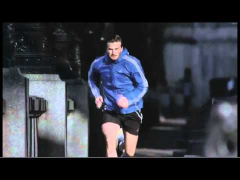 INTERSPORT - Adidas WE ALL RUN. David Beckham ClimaCool Seduction