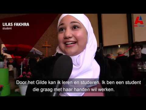 Bekijk onderstaande video van het Alfa-college voor een mooi verslag over het Gildefeest!