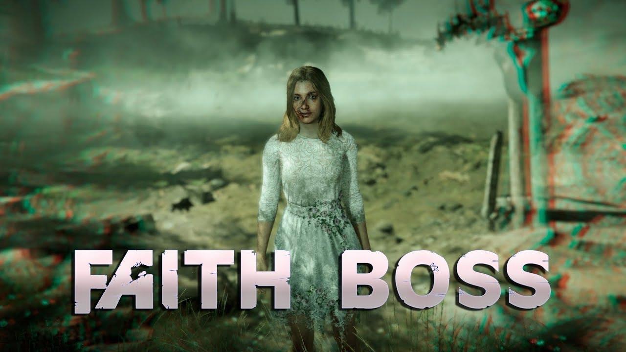 Far Cry 5 Faith Seed Boss Fight Death Youtube