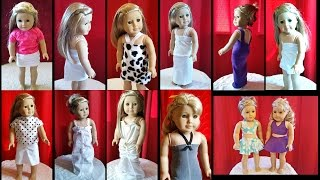 Htm Ag Doll Clothes: 10 Quick And Thrifty Projects For 18-inch Dolls
