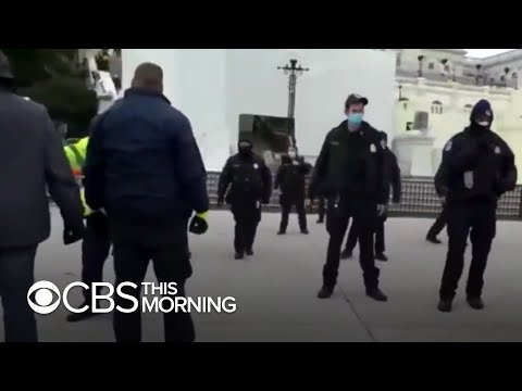Capitol police watchdog set to testify, new document reveals details of lead-up to January 6 riot