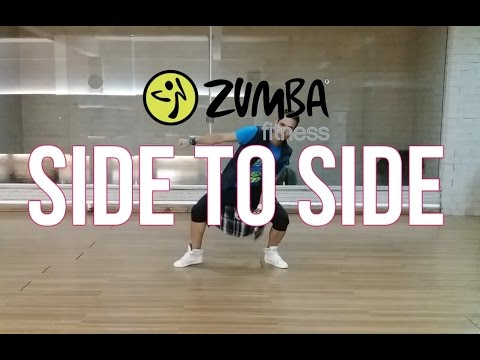 Ariana Grande feat. Nicki Minaj - Side To Side - Zumba (Reggae)