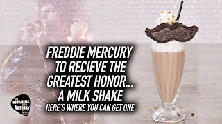 The Freddie Mercury Mustache Milkshake: For One Week Only