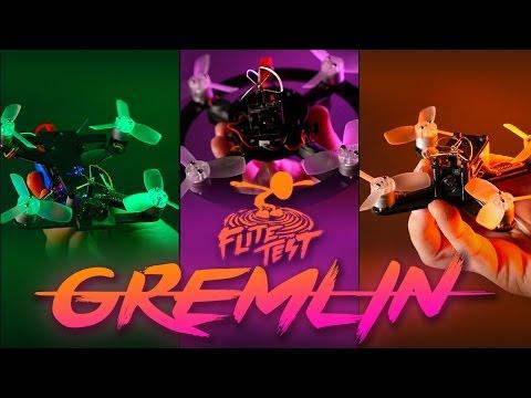 Affordable DIY Micro Drones   FT Gremlin