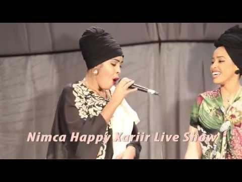 Nimca Happy Xariir Live Show Nairobi Najiib Alfa