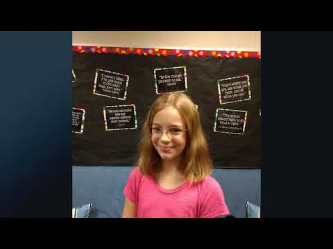 Lake Joy Elementary School Positivity Challenge 2019