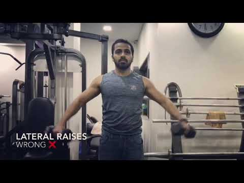 Weight Training- Shoulder Workout