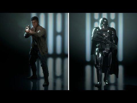 Download Youtube: FINN and PHASMA Customisation! - Star Wars Battlefront 2