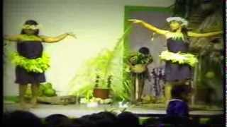Youth Multicultural dancing competition (Nauru) part 4
