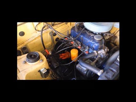 Como adaptar un encendido electrónico a un motor de Datsun J16 o J18