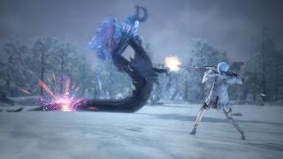 Toukiden: Kiwami Weapons Gameplay ~ PS4 Version