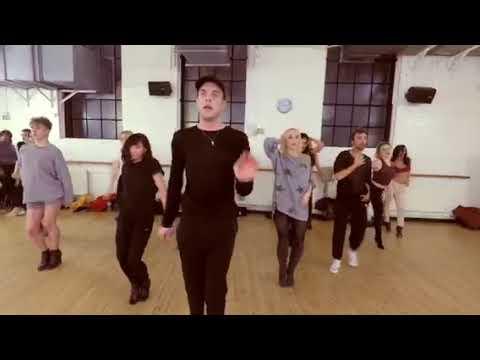 'Got The Feeling' By Syn Cole Ft Kirstin - Max Alan Dance Class - Love Rudeye Agency