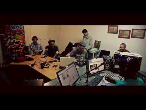 The Soul Travelers In-Studio Performance @ Razo Radio, Amsterdam