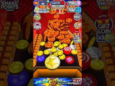 Coin dozer gift coins overload