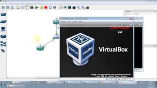 running  juniper routers with gns3