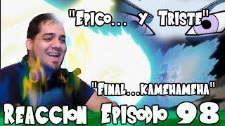 Dragon Ball Super Episodio 98 Reaccion | Final Kamehameha Goku Vegeta |Universo 9 | Torneo de poder