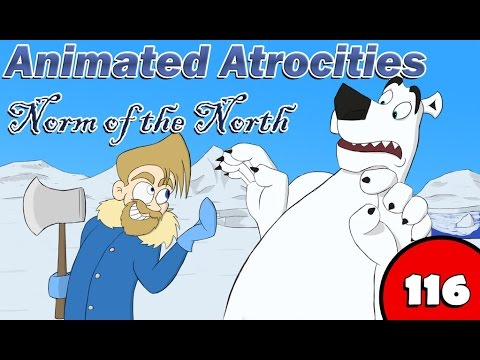 """Animated Atrocities #116: """"Norm of the North"""""""