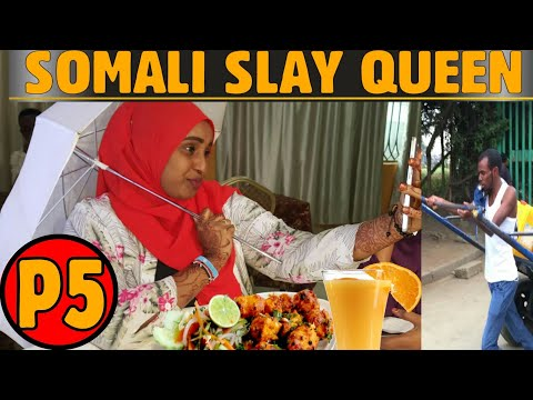SOMALI SLAY QUEEN 》PART #5 || Sky Aim Production thumbnail