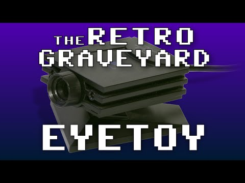 EyeToy - The Retro Graveyard