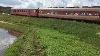 いすみ鉄道キハ52系+キハ28系  後に詳細追記