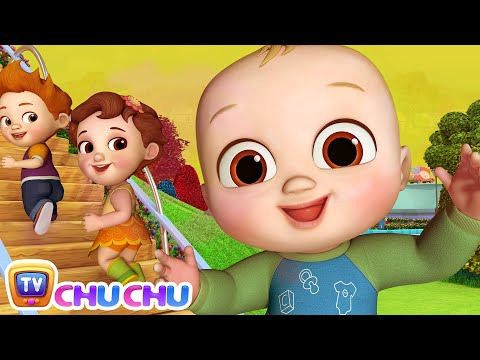 Jack And Jill - ChuChu TV Nursery Rhymes & Kids Songs