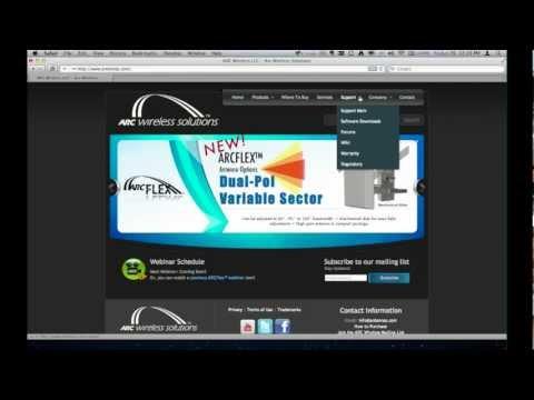 Video Tutorial, Ep 2 Firmware Upgrades