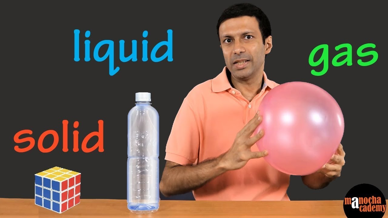 Download States of Matter : Solid Liquid Gas