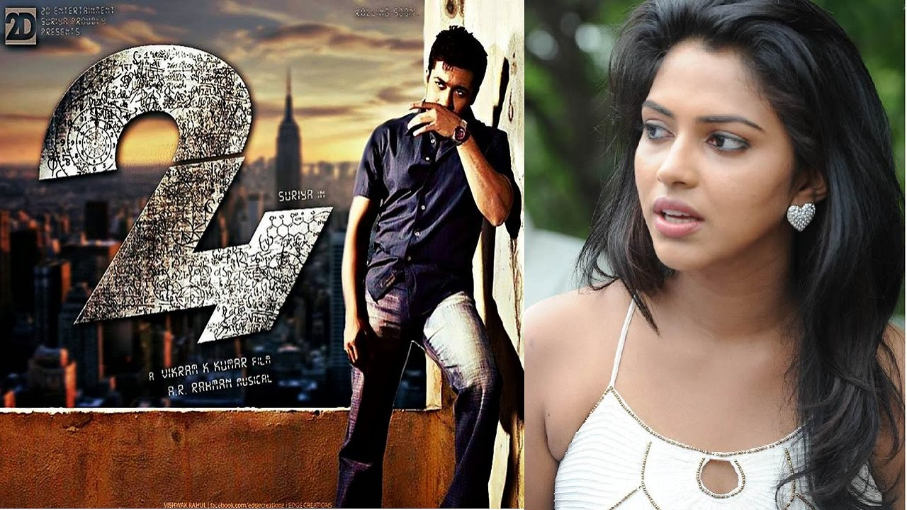 All About Surya Only About Surya 24 The Movie: Surya's 24 Movie Latest Updates