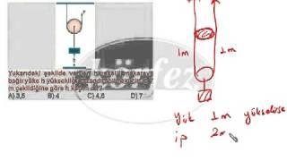 SBS Fen Bilgisi Dersi Konu Anlatımı   Basit Makineler   7 Sınıf   2