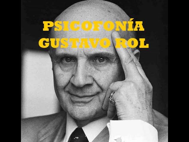 Psicofonía - Gustavo Rol