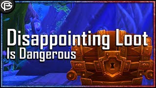 Confusing and Disappointing Loot is Dangerous