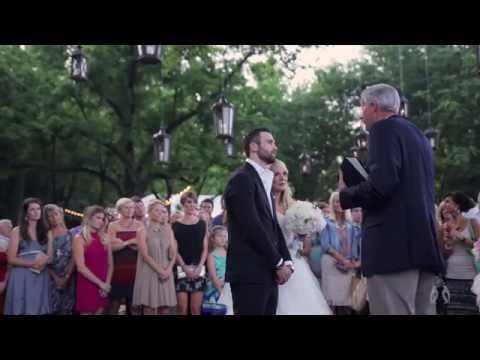 Emily Maynard + Tyler Johnson | Surprise Wedding Film by Heart Stone Films