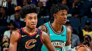 Cleveland Cavaliers vs Memphis Grizzlies - Full Highlights | January 17, 2020 | 2019-20 NBA Season
