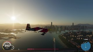 The Crew 2 Beta - Flying from Los Angeles to New York