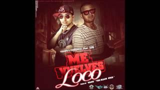 LiG ft Tiempo y Tendencia Lex - Me vuelves loco (Proby Manu The black Star)Radio La Zona 2015