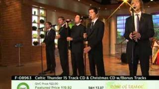 Watch Celtic Thunder Silent Night video