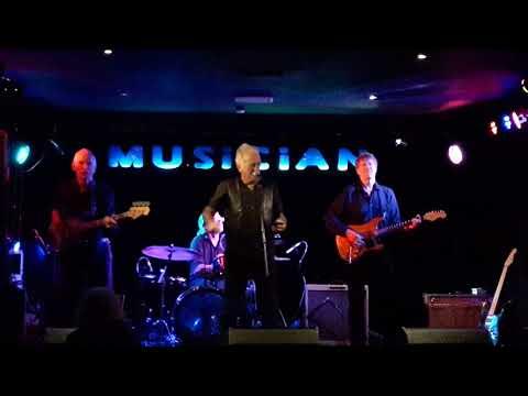 """Simon """"Honey Boy"""" Hickling at The Musician, Leicester 19/08/17"""