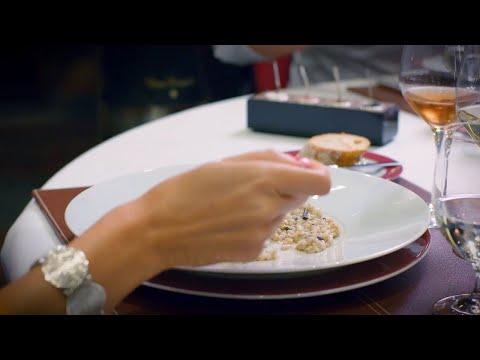 Exclusive Dom Perignon Pairing Dinner