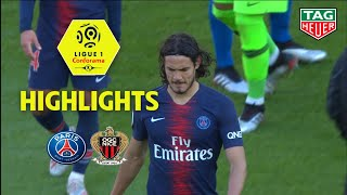 Paris Saint-Germain - OGC Nice ( 1-1 ) - Highlights - (PARIS - OGCN) / 2018-19