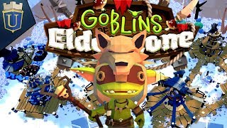 Goblins of Elderstone | Fantasy Management and Construction Game (New)