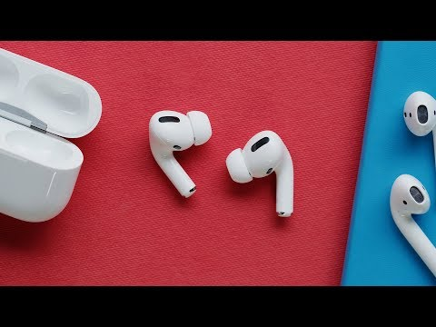 Catalina - Are Apple's New Noise Cancelling AirPods Worth the Money?
