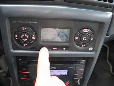 хочу поставить климат контроль на ford sierra