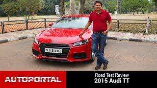 Audi TT 2015 Test Drive Review - Autoportal