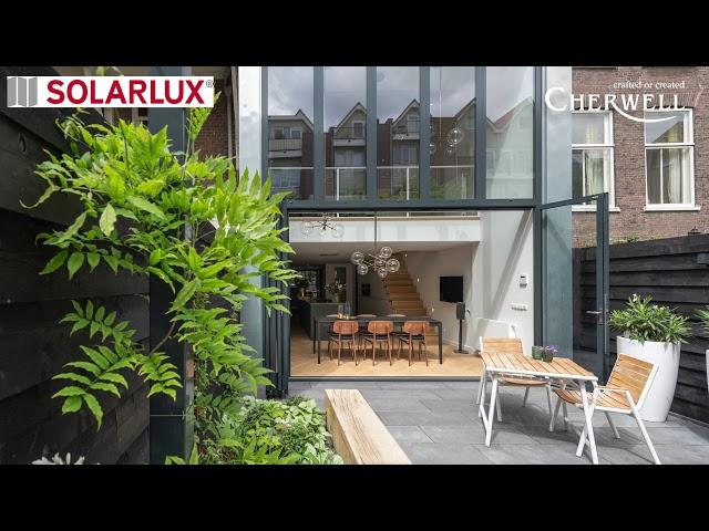 Solarlux SL60 bifold door