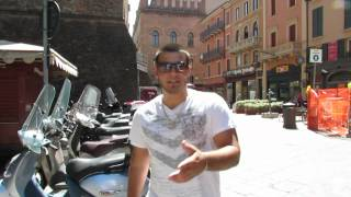 MikkeyT - Little Italy Pt. 3 (MUSIC VIDEO) - Filmed in Italy (Prod. By KrissiO)