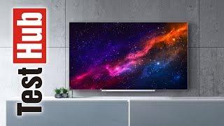 Toshiba 55U7863DG Tani telewizor 4K UHD HDR - Test - Review - Recenzja - Prezentacja PL