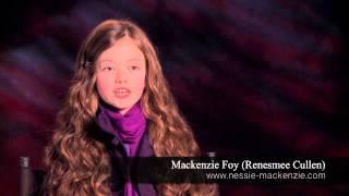 The Twilight Saga Breaking Dawn Part 2: Mackenzie Foy (Renesmee Cullen)
