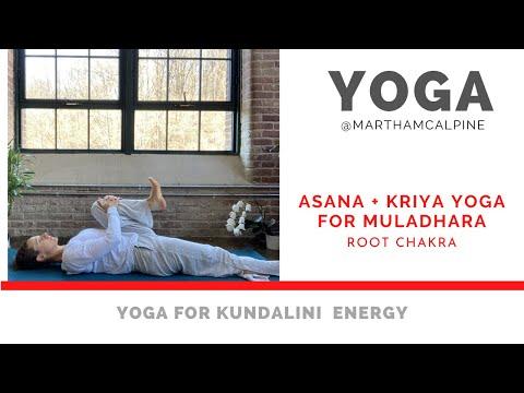 Day 25 live kundalini yoga for Muladhara root energy