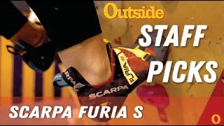 Staff Picks: Scarpa Furia S