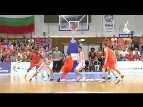 Arvin Slagter - Dutch National Basketball Team 2014 highlights - music